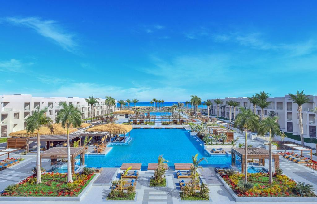 Steigenberger Resort Ras Soma Hurghada, April 2021