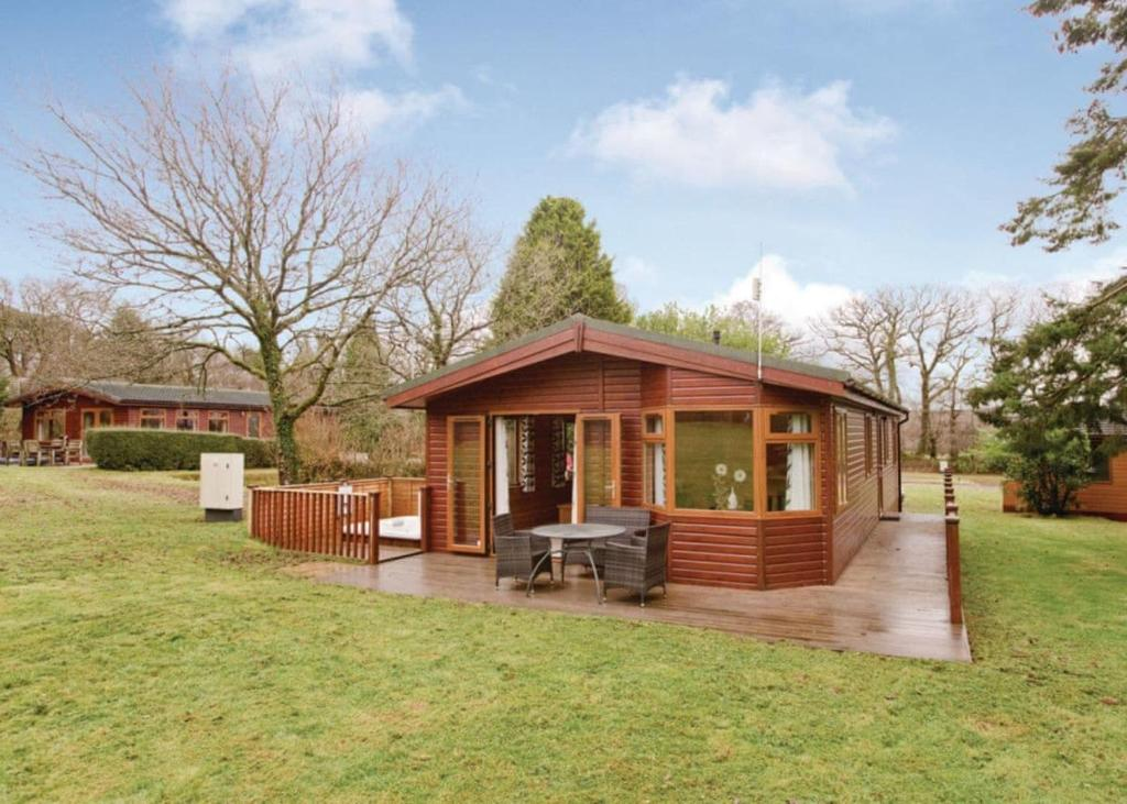 Ruby Country Lodges in Beaworthy, Devon, England
