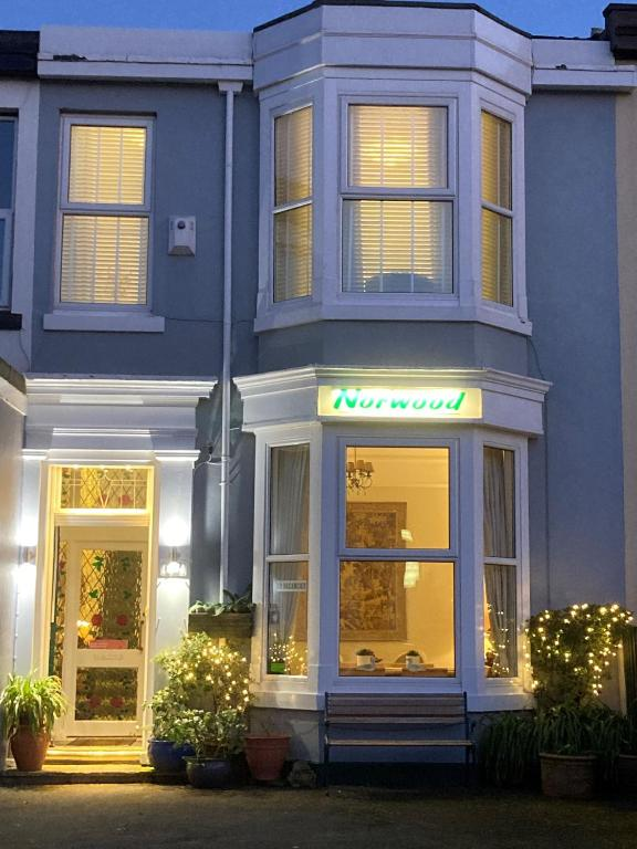 The Norwood Guest House in Southport, Lancashire, England