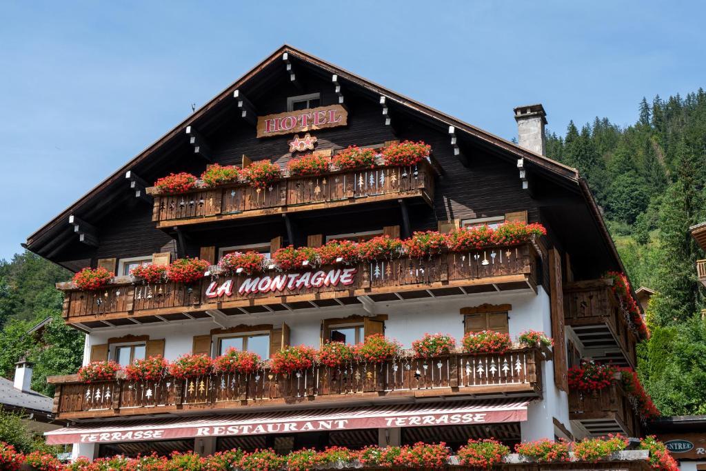 Hotel La Montagne La Clusaz, France