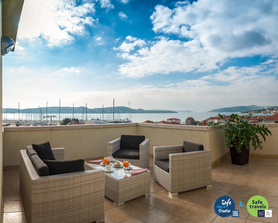 Hotel Rotondo Trogir, Croatia
