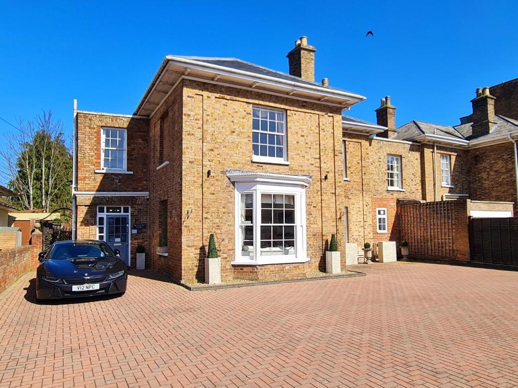 Beaufort Lodge in Taunton, Somerset, England