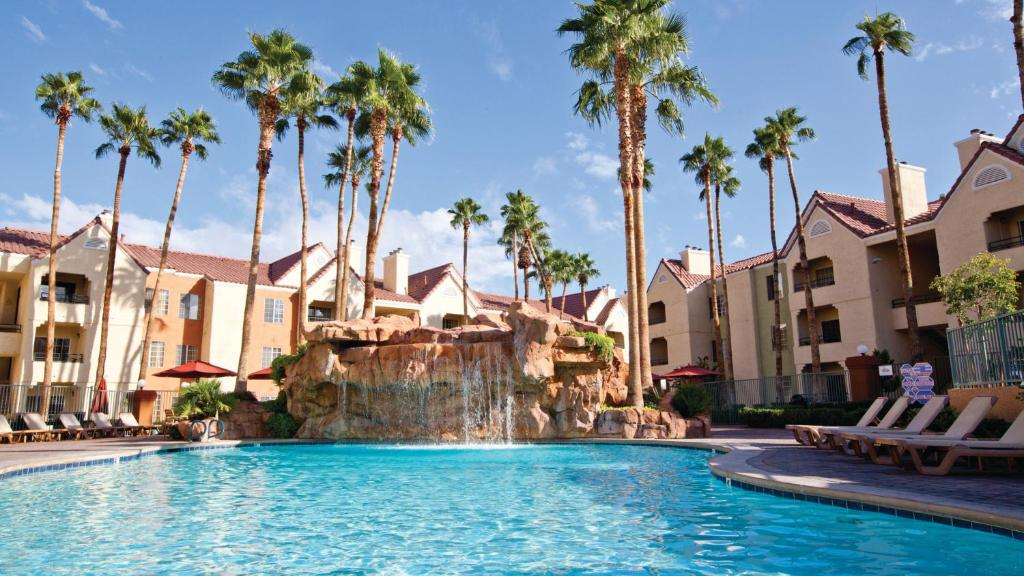 The swimming pool at or near Holiday Inn Club Vacations at Desert Club Resort, an IHG hotel