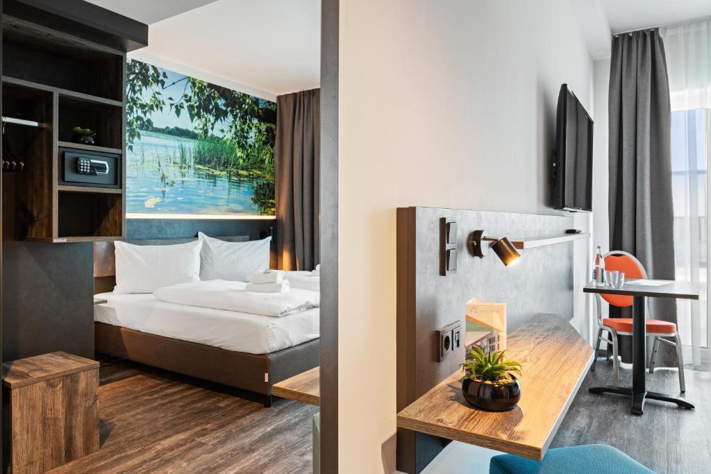 Hotel Amper Germering, September 2020
