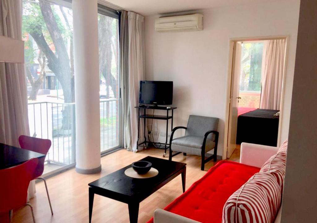 Apartamentos Libertador, Martinez