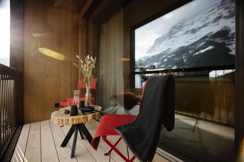 Bergwelt Grindelwald, Juni 2021