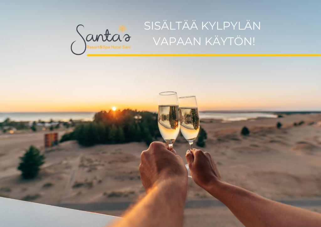 Santa's Resort & Spa Hotel Sani Kalajoki, Finland