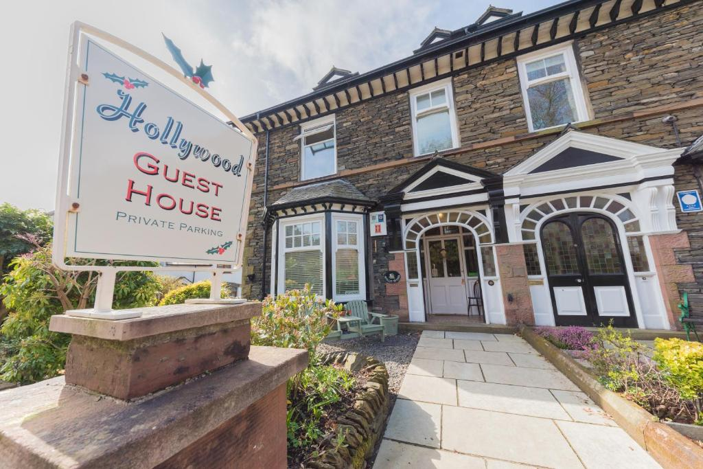 Holly-Wood Guest House in Windermere, Cumbria, England