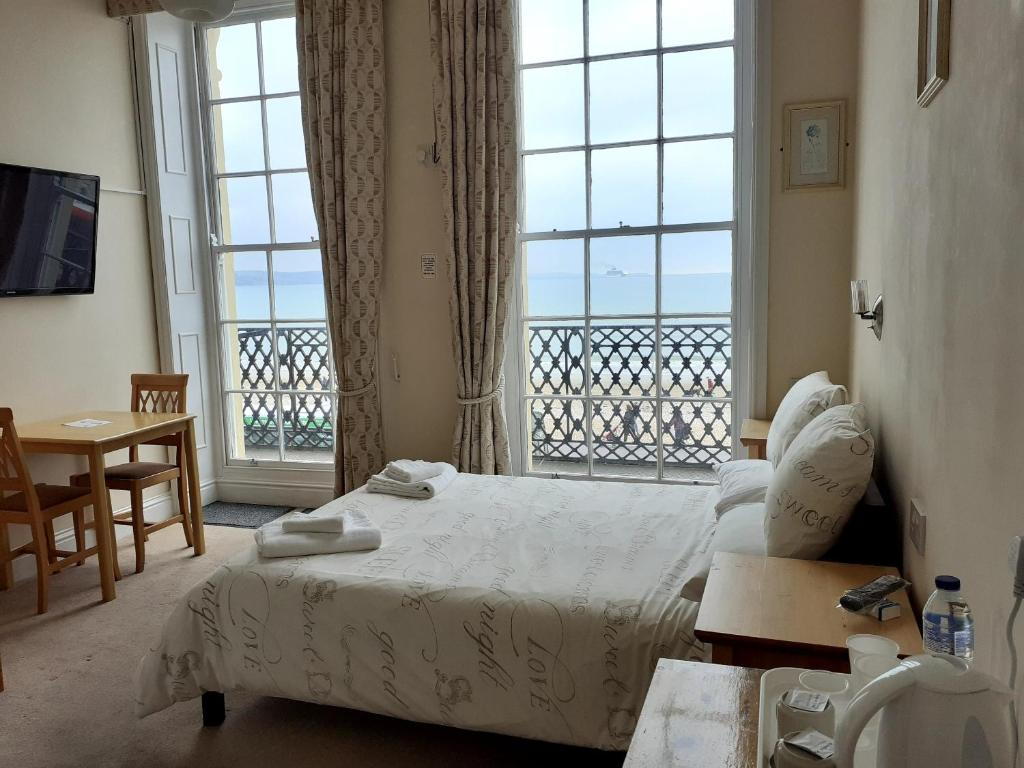 The Edenhurst Guesthouse in Weymouth, Dorset, England