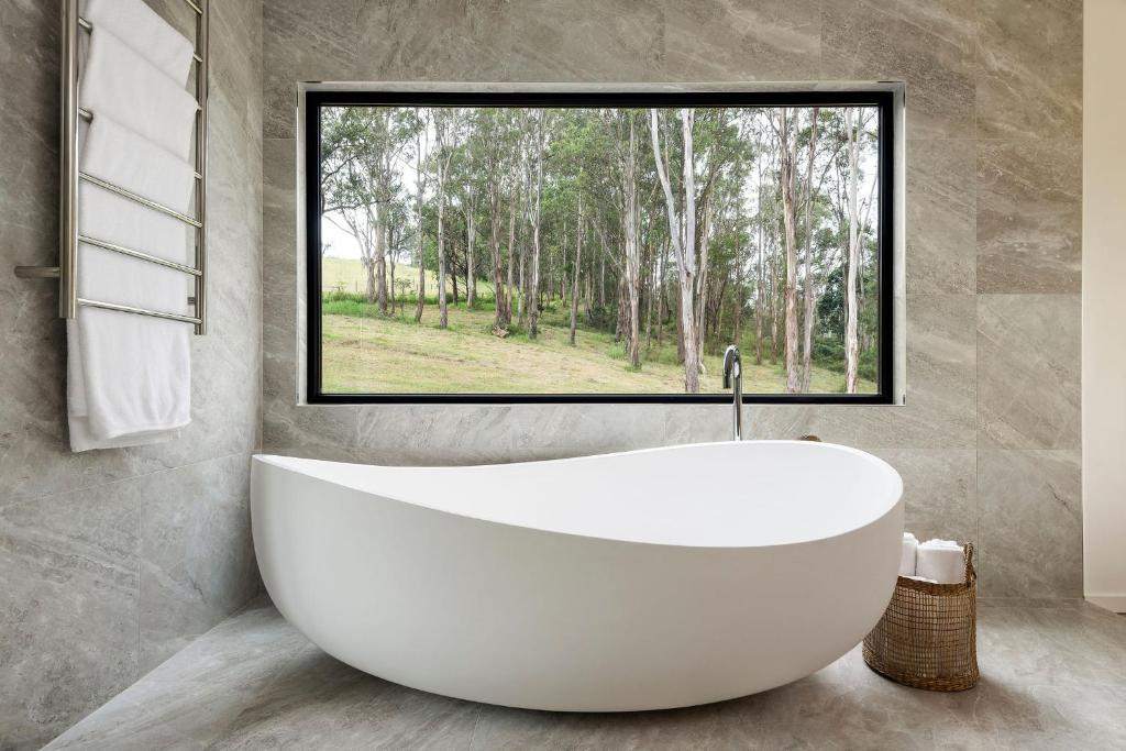 A bathroom at Cedars Mount View (Adults Only)