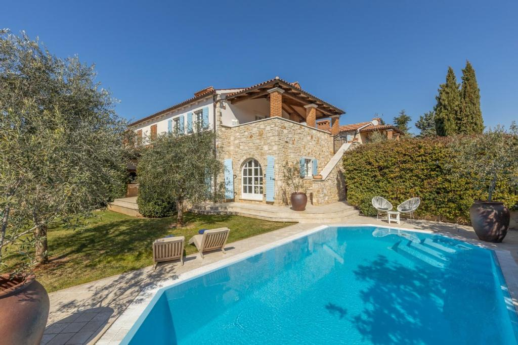 De fkk villa Villa Frivol