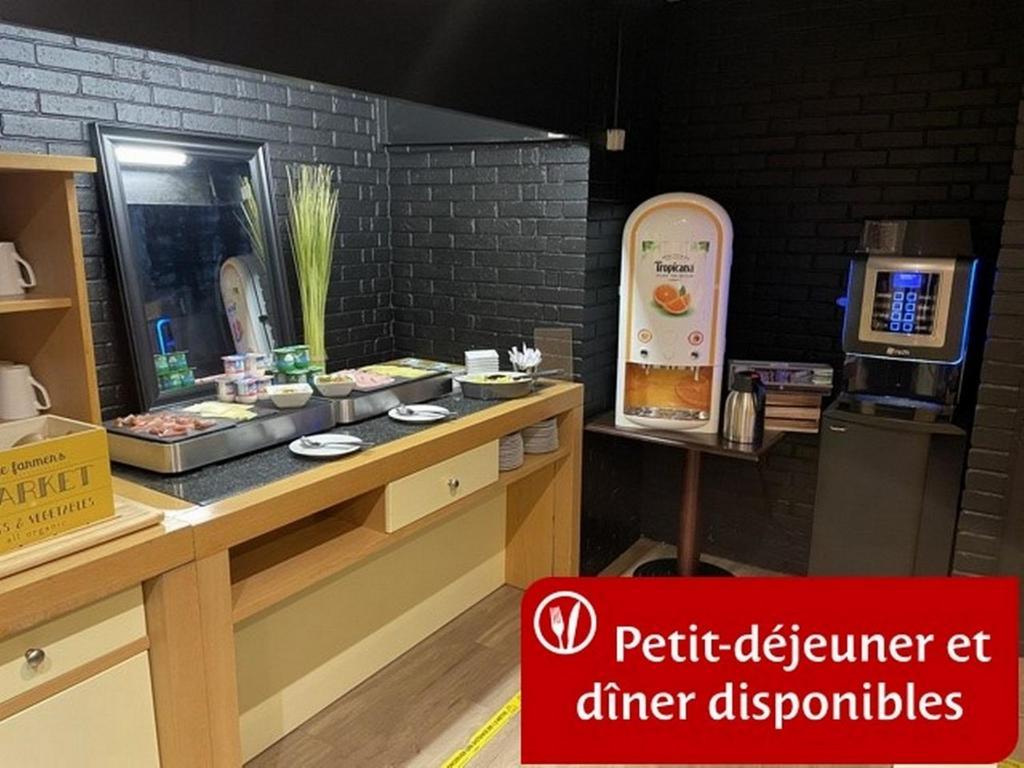 Kyriad Macon Nord - Sance - Parc des Expositions Macon, France