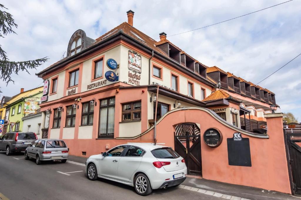 Hotel Bacchus Keszthely, Hungary