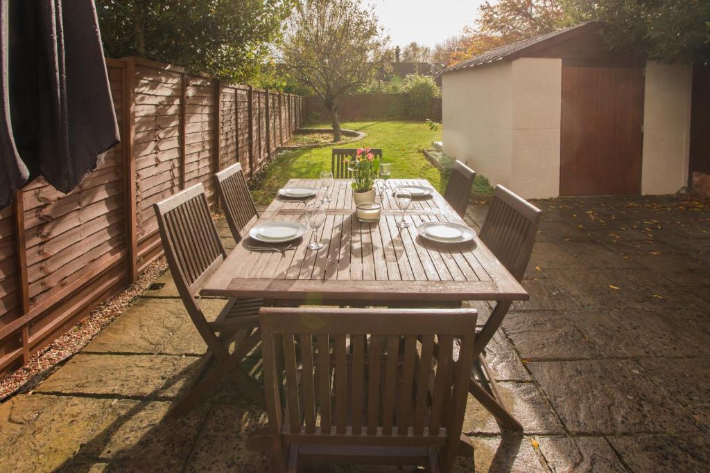 Luxury Garden Apartment in Bath, Somerset, England