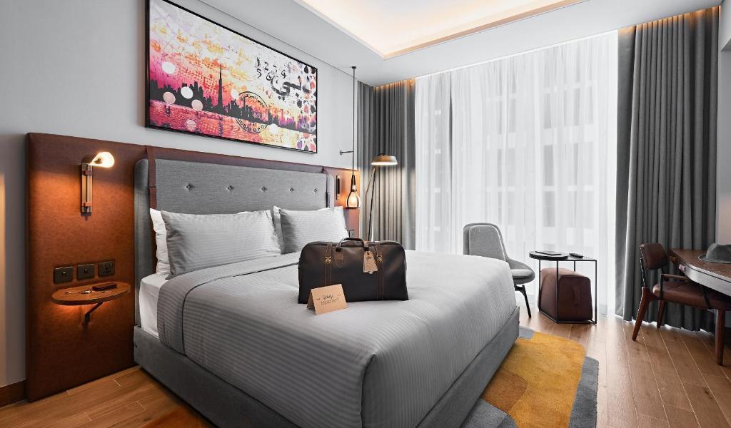 Revier Dubai Hotel, März 2021