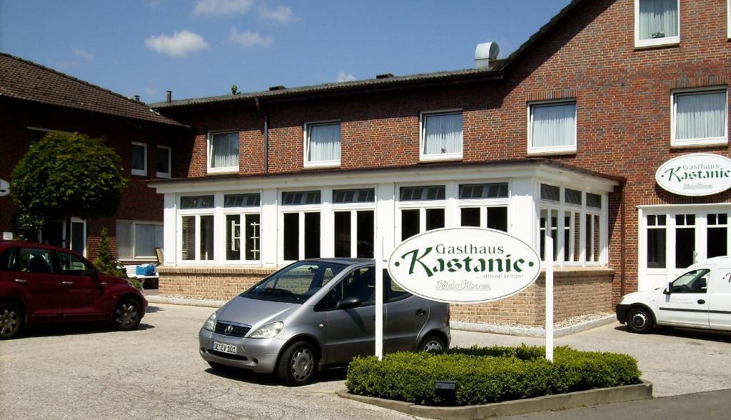 Hotel und Landhaus 'Kastanie' Hamburg, Germany