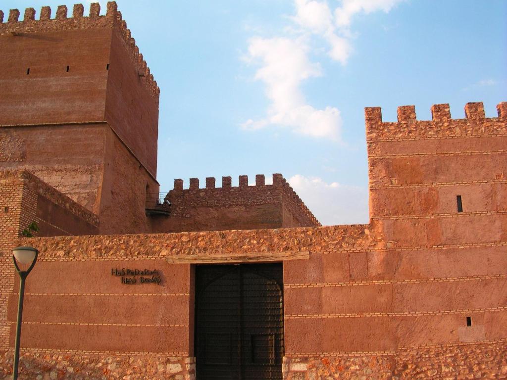 Castillo De Pilas Bonas