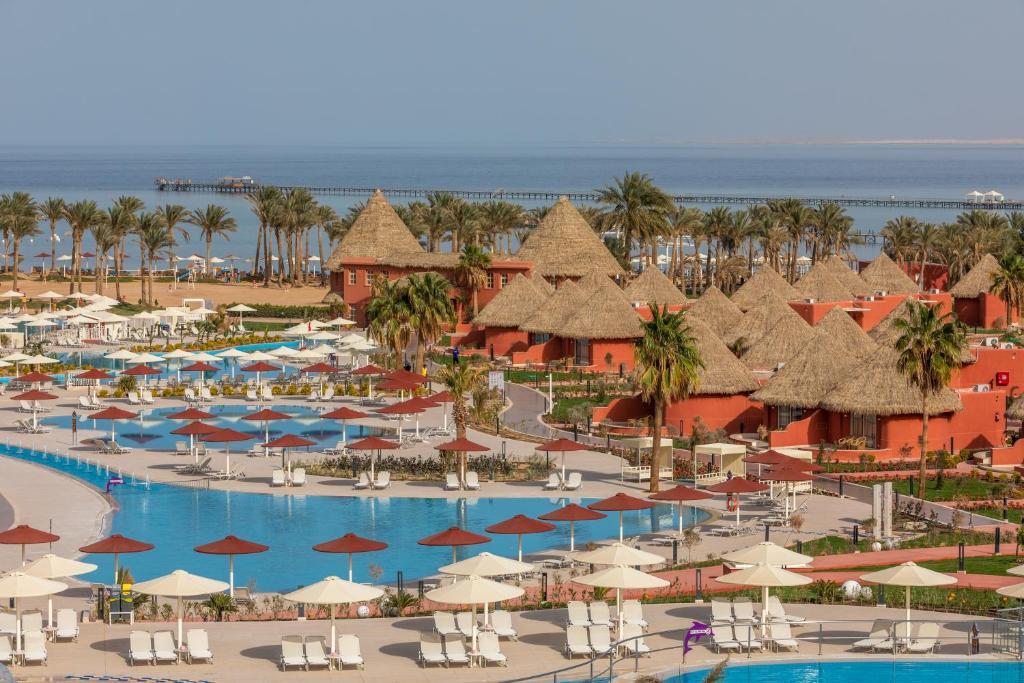 منظر المسبح في Albatros Laguna Vista Resort - Families and Couples Only او بالجوار