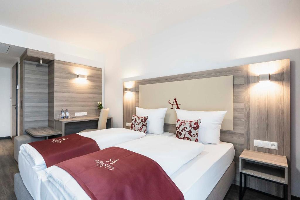 Abasto Hotel Feldmoching München, November 2020