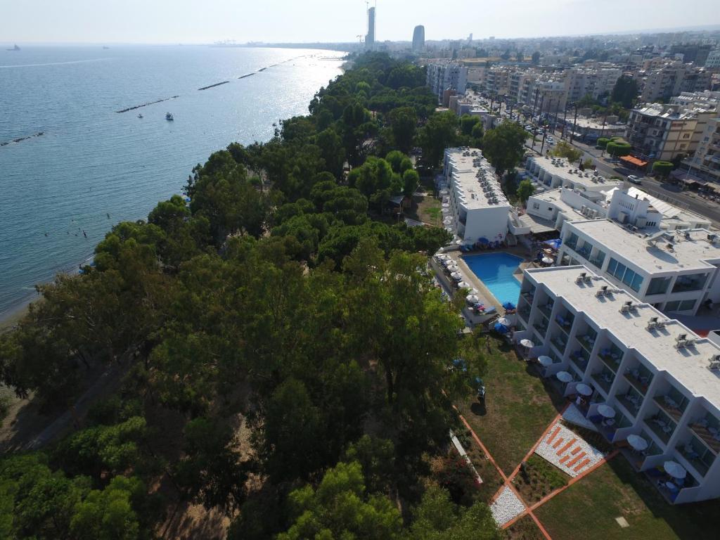 Park Beach Hotel з висоти пташиного польоту