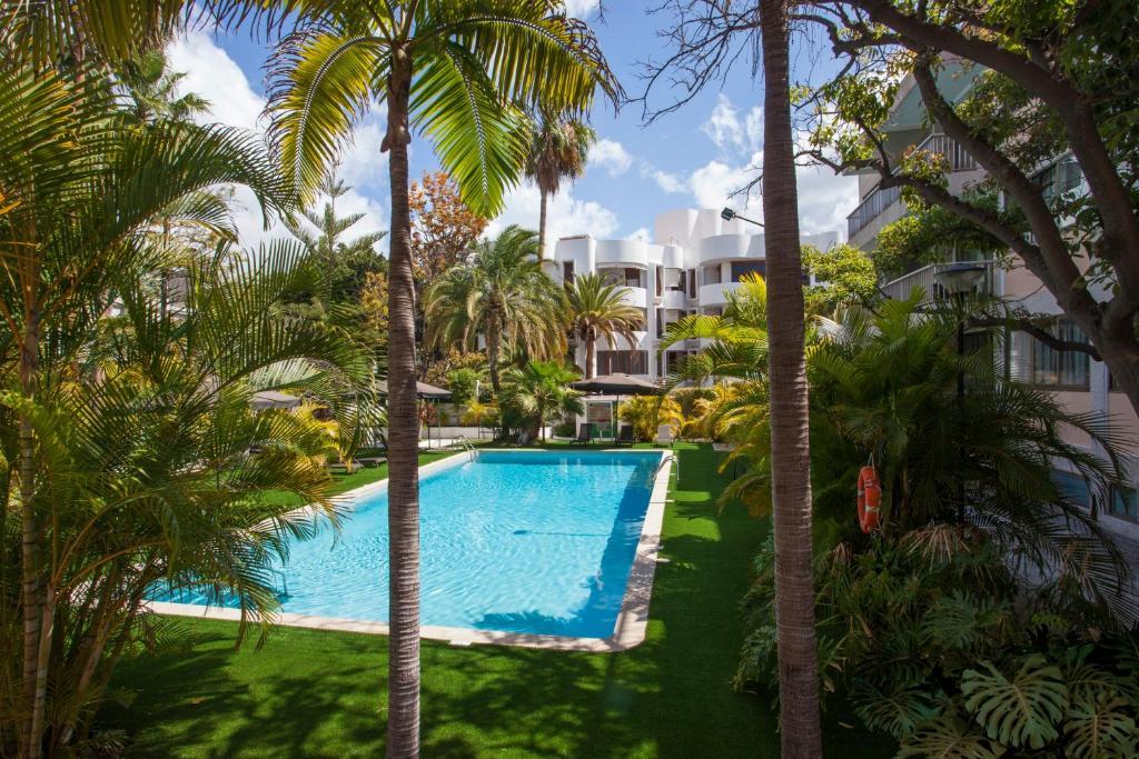 Hotel Colon Rambla Santa Cruz de Tenerife, Spain