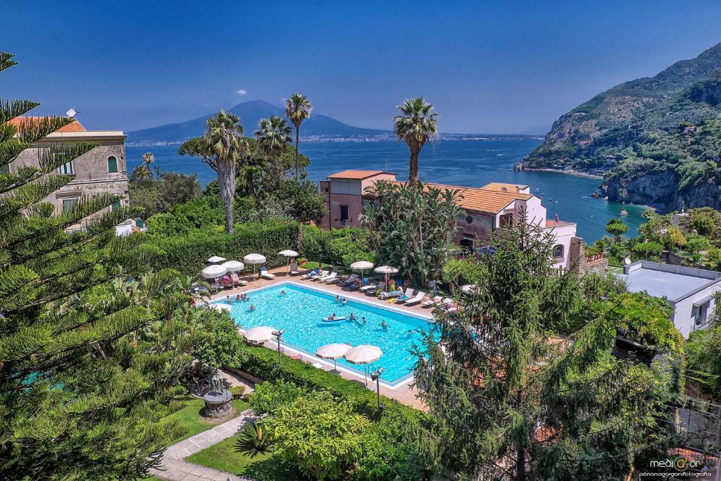 Aequa Hotel Vico Equense, Italy