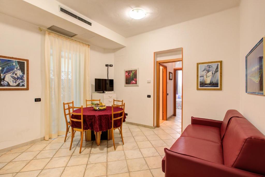 Hotel Residence Charles Rimini, Italy