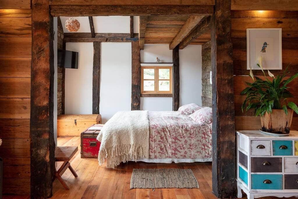 Pajarera Lodge - Un lujo rústico