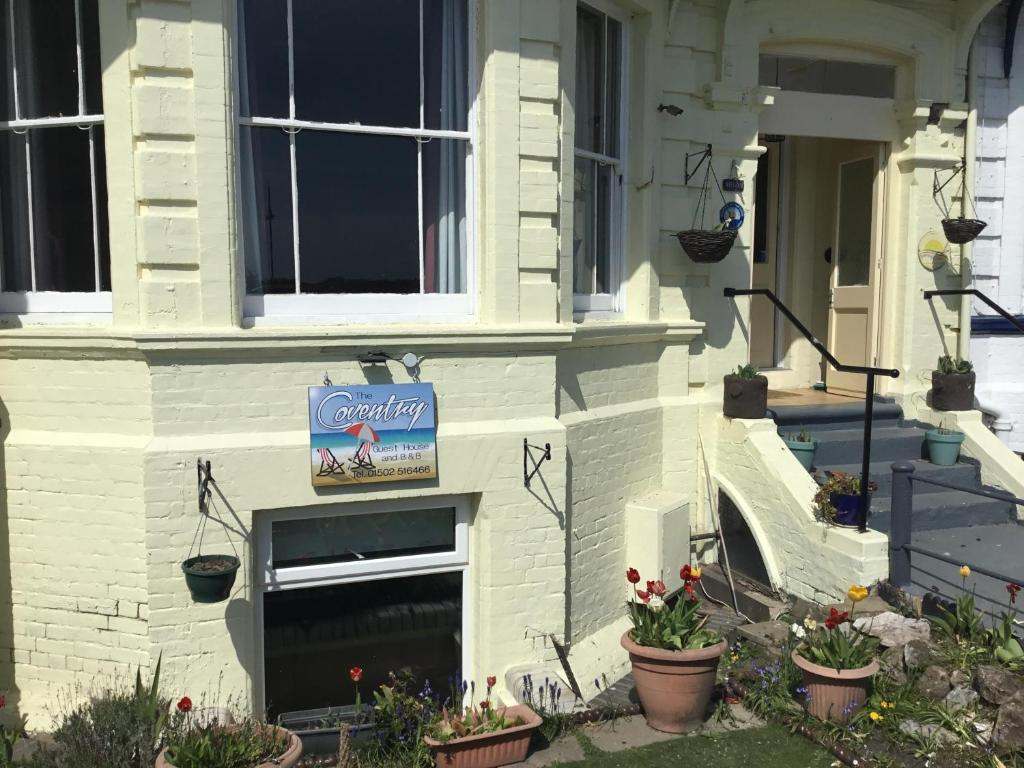 The Coventry Guest House in Lowestoft, Suffolk, England