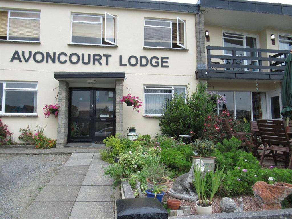 Avoncourt in Ilfracombe, Devon, England