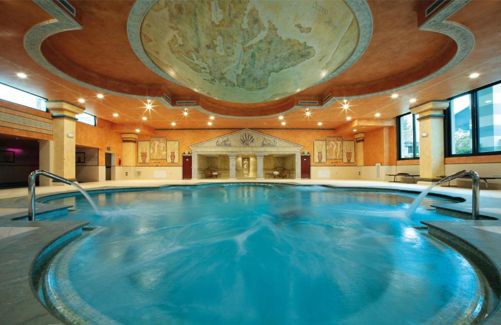 The swimming pool at or near Villa Quaranta Tommasi Wine Hotel & SPA