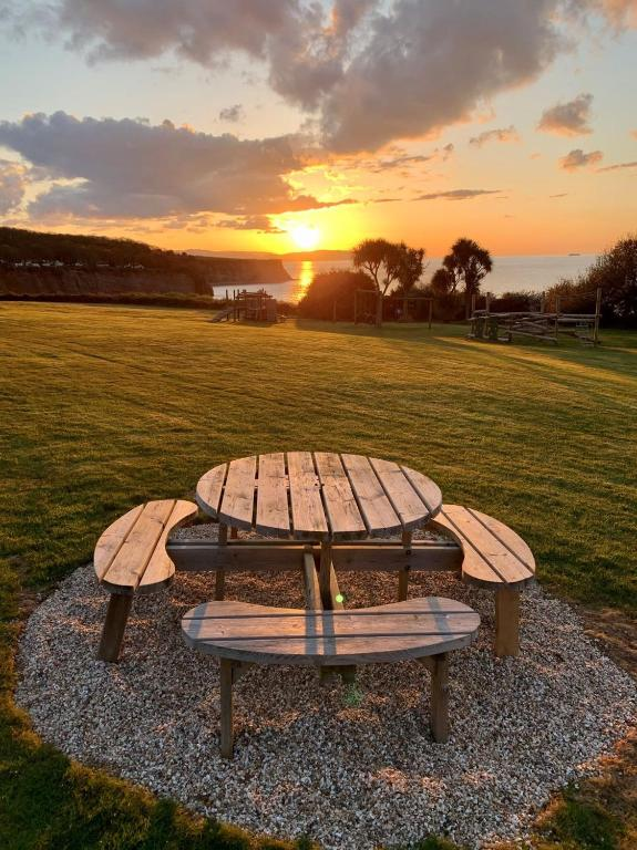 St Audries Bay Holiday Club in West Quantoxhead, Somerset, England