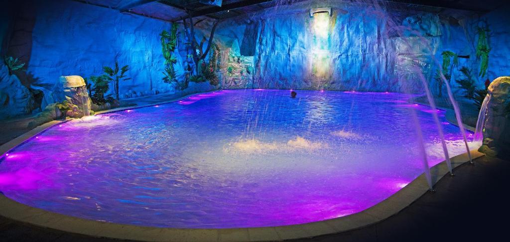 A piscina localizada em Brotas Eco Hotel Fazenda ou nos arredores