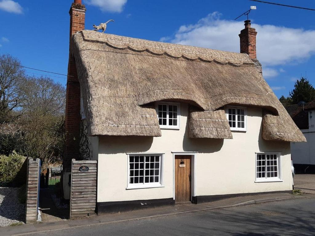 The Croft in Sible Hedingham, Essex, England