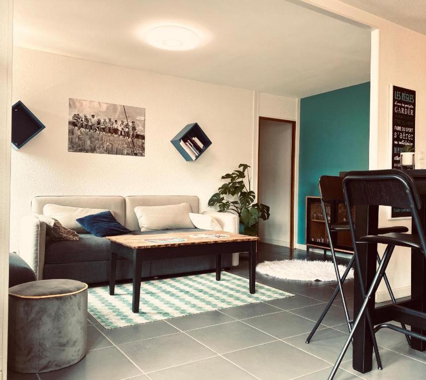 appartement climatisé centre-ville