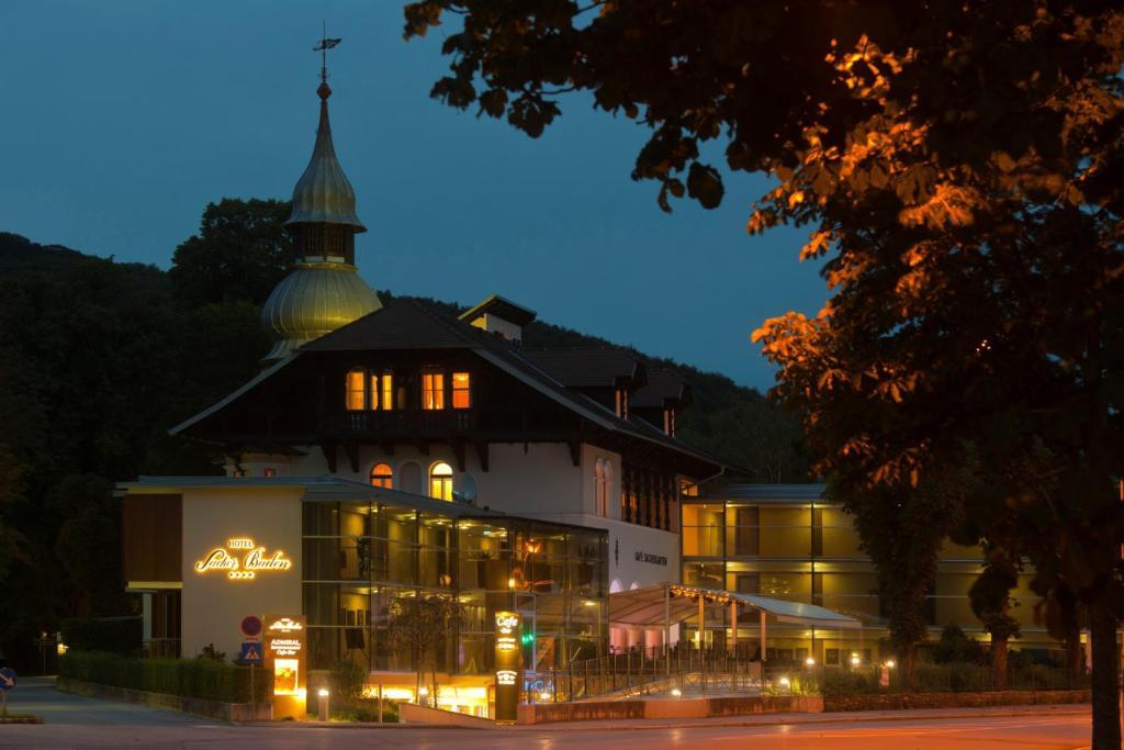 Hotel Sacher Baden Baden, Austria