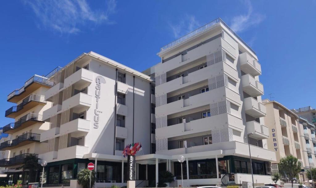 Hotel Nautilus Cattolica, Italy