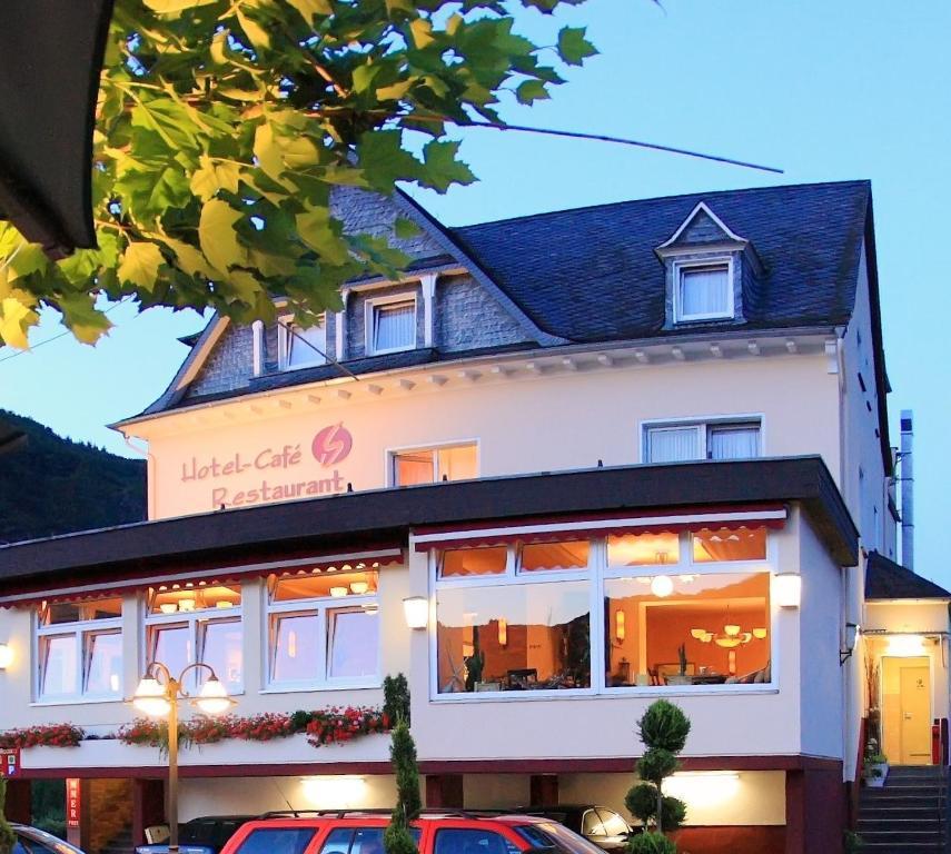 Stumbergers Hotel Cochem, Germany