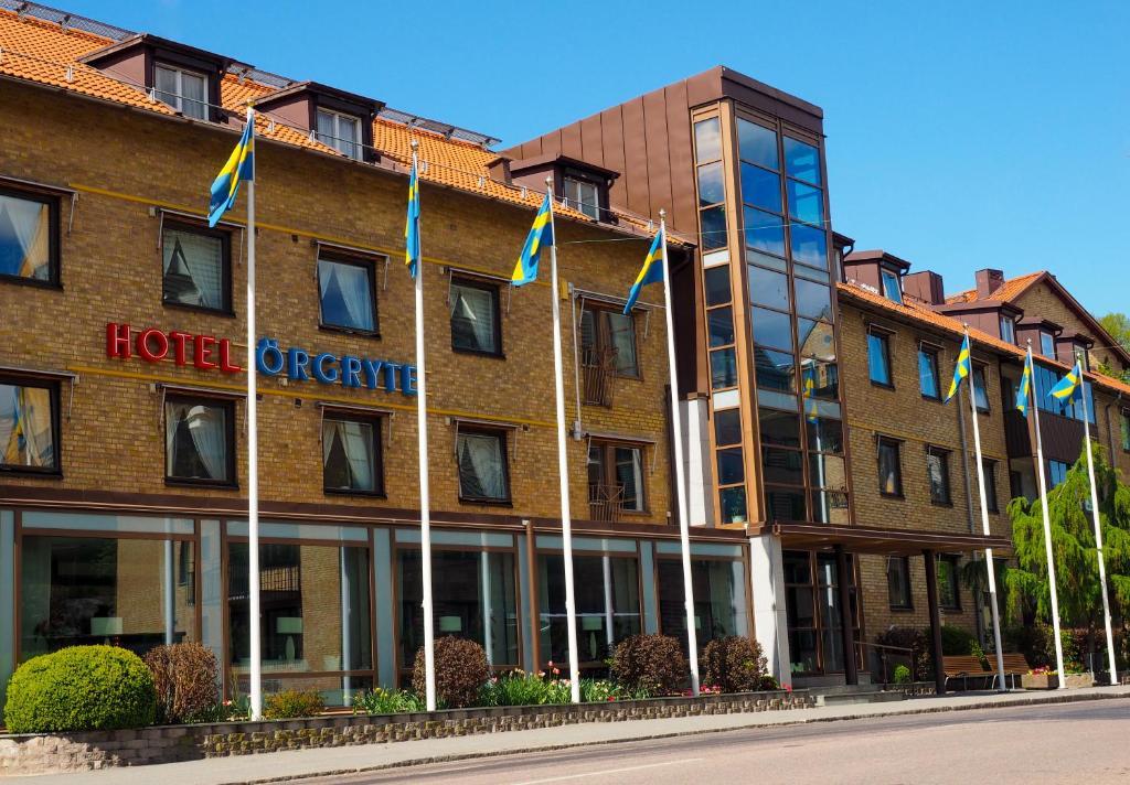 Hotel Orgryte Gothenburg, Sweden