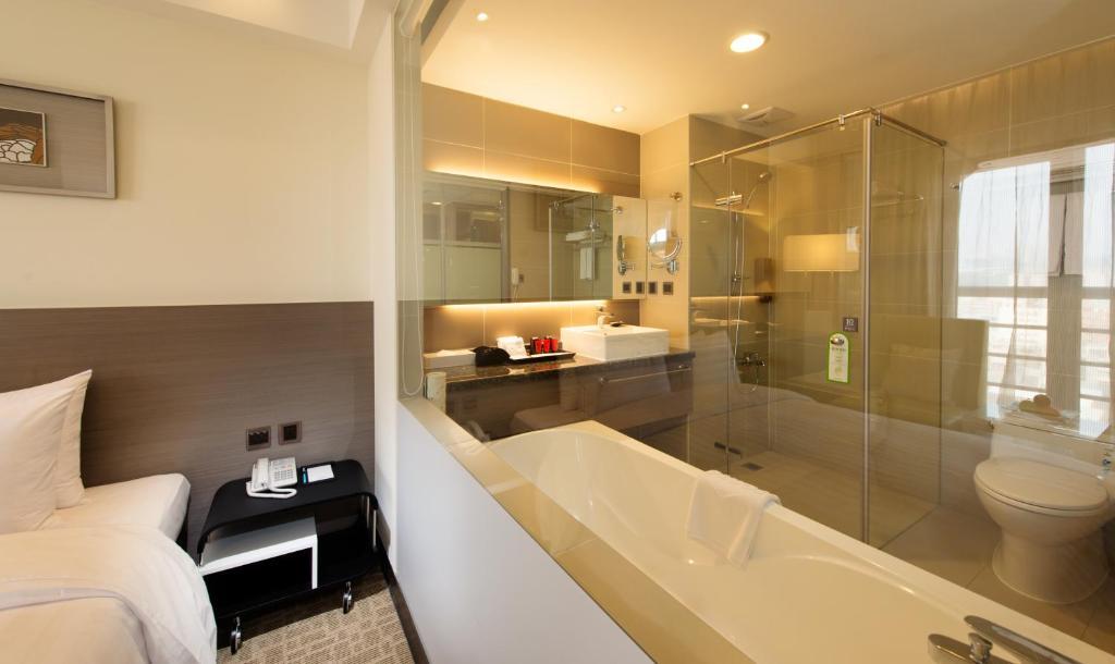 彰化福泰商務飯店衛浴