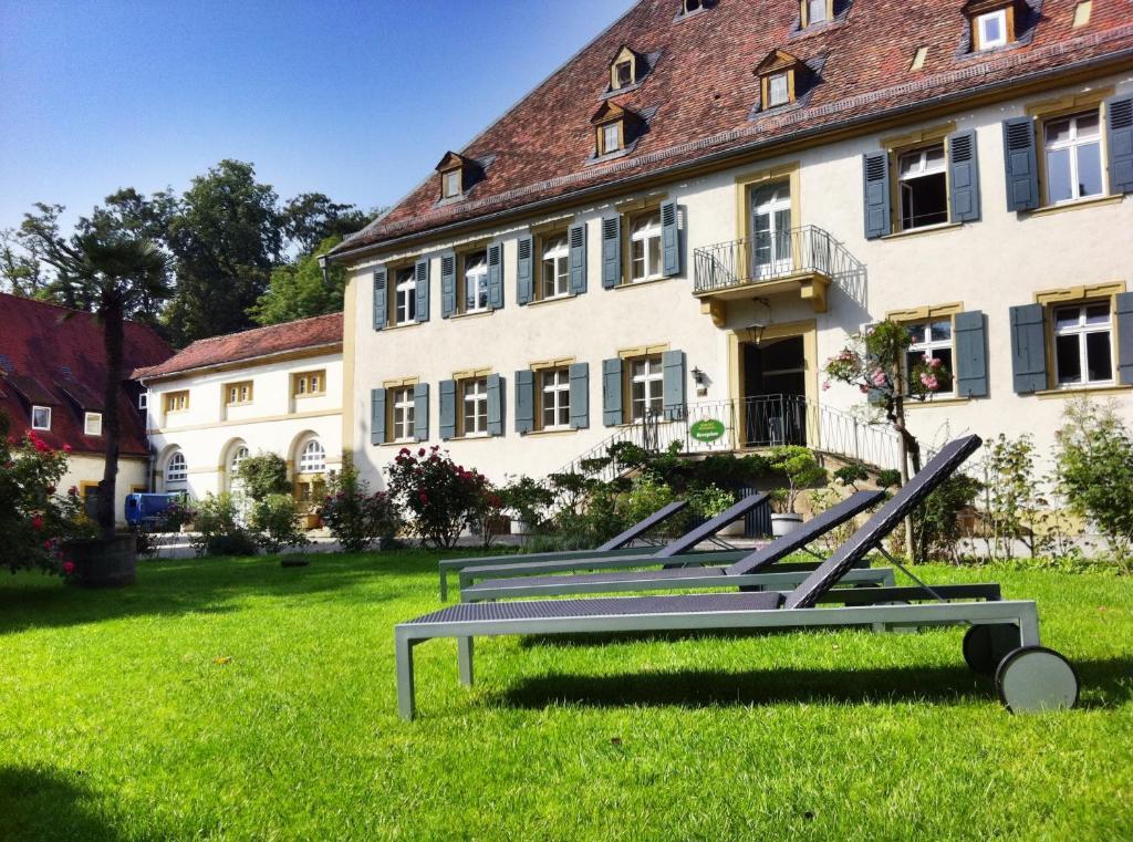 Hotel Schloss Heinsheim Bad Rappenau, Germany