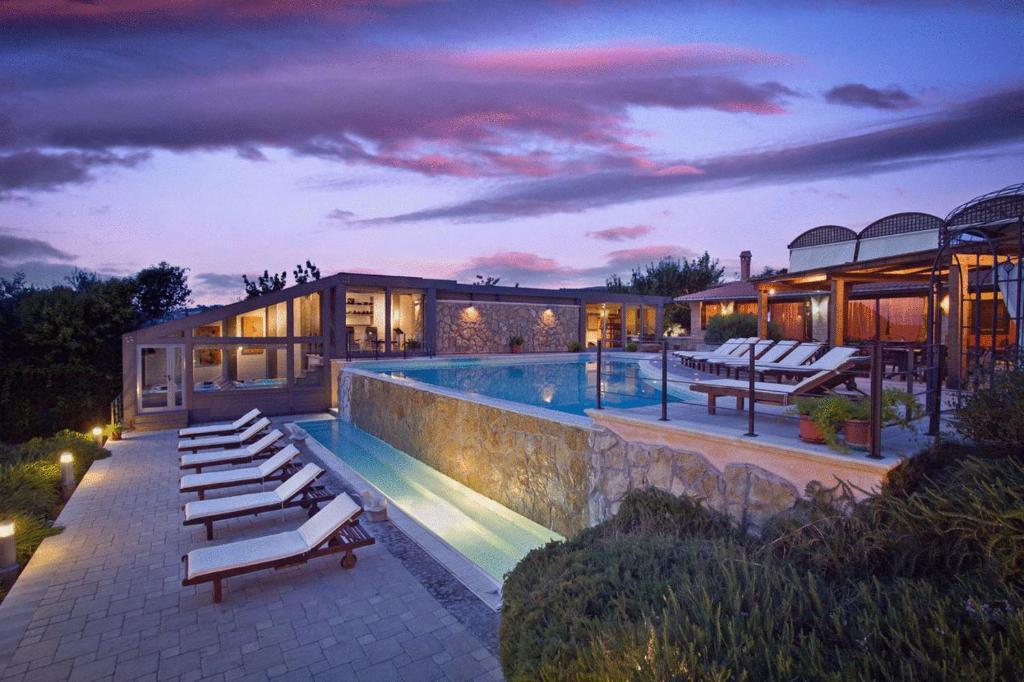 Villa Hotel Valle Del Marta Resort Tarquinia, Italy