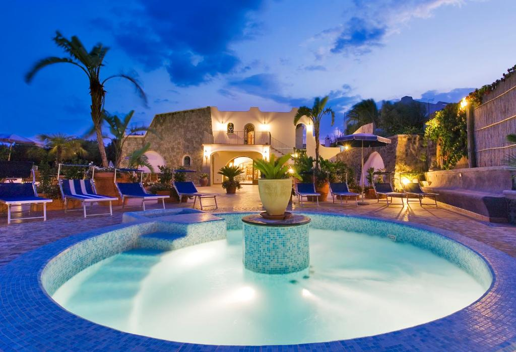 Hotel Belvedere Ischia, Italy