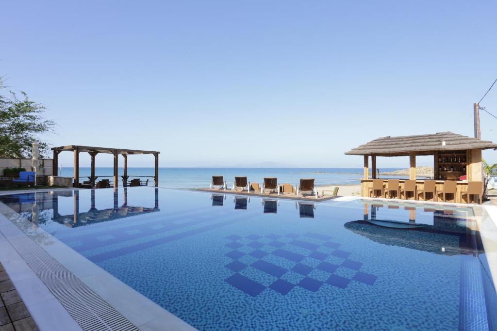 Πισίνα στο ή κοντά στο Hotel Almira