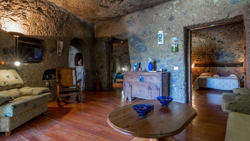 Casa cueva en Artenara Las Margaritas