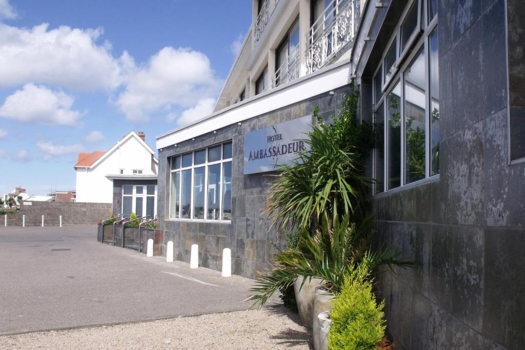 Hotel Ambassadeur in St Clements, Channel Islands, Channel Islands