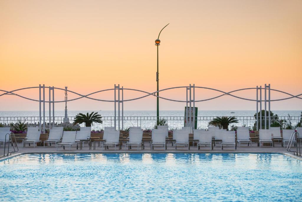 The swimming pool at or near Leonardo Hotel Ashkelon
