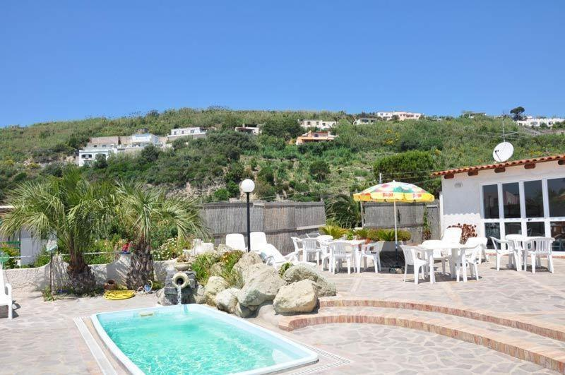 The swimming pool at or near Hotel Villa Bernardina