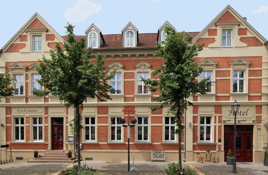 Hotel Stadt Beelitz Beelitz, Germany