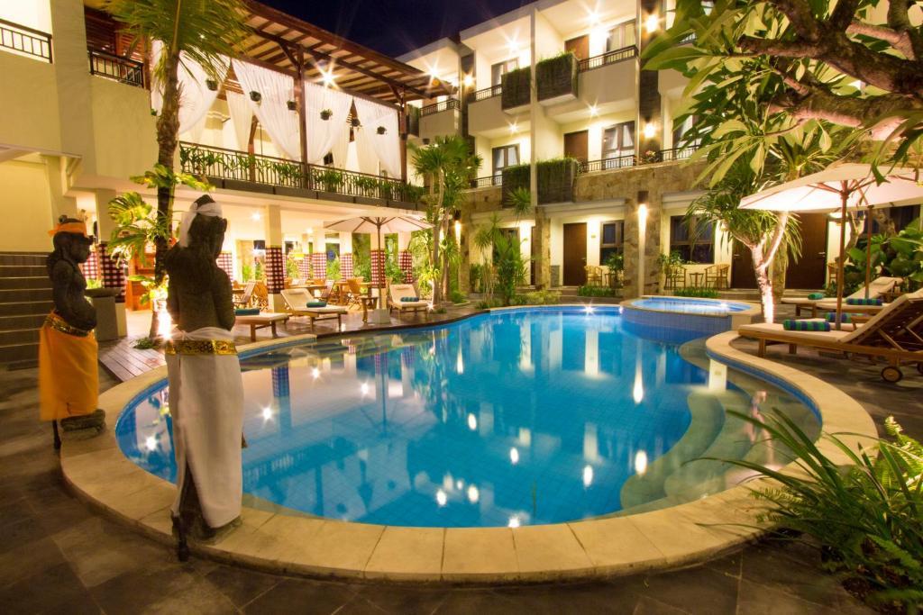 Manggar Indonesia Hotel Kuta 1 048 Guest Reviews Booking Com